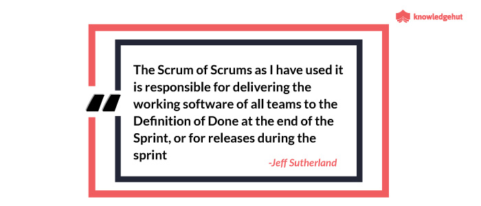 Scrum of Scrums definition