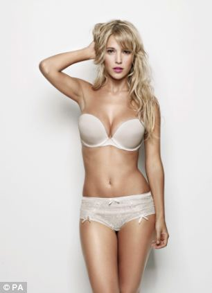 Only fourth: Argentinian actress Luisana Lopilato, wife of singer Michael Buble and model for Ultimo, comes from the country whose capital was named as having the world