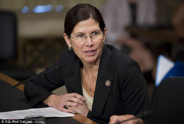 Rep. Mary Bono, the widow of Rep. Sony Bono, says a male colleague propositioned her on the House floor and said he had been thinking about her in the shower