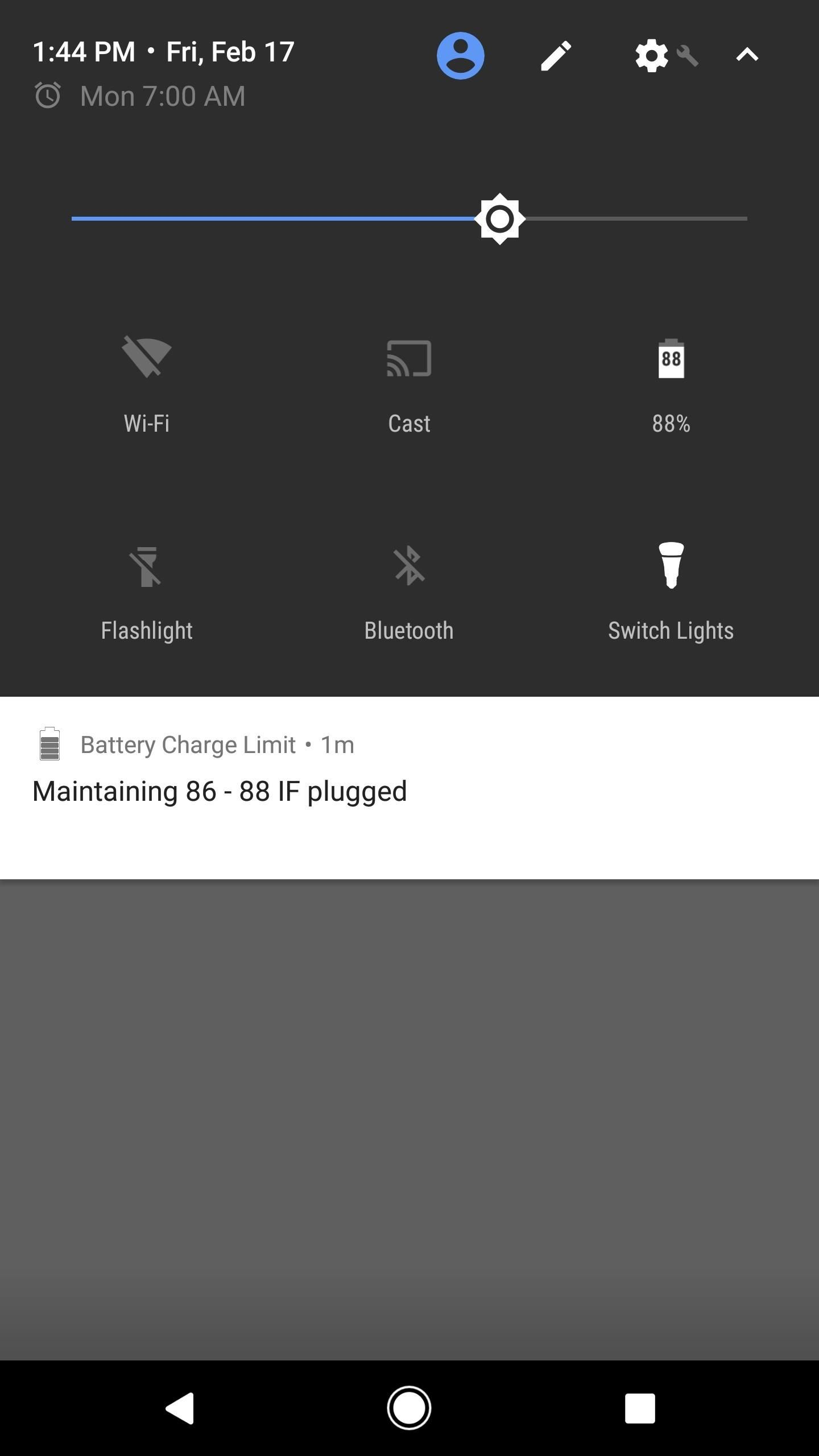 Set a Charging Limit on Your Android Device to Avoid Excess Battery Wear
