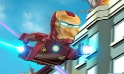 Iron Man: Lego Adventures
