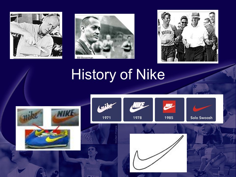 History of Nike