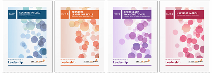 The Skills You Need Guide to Leadership